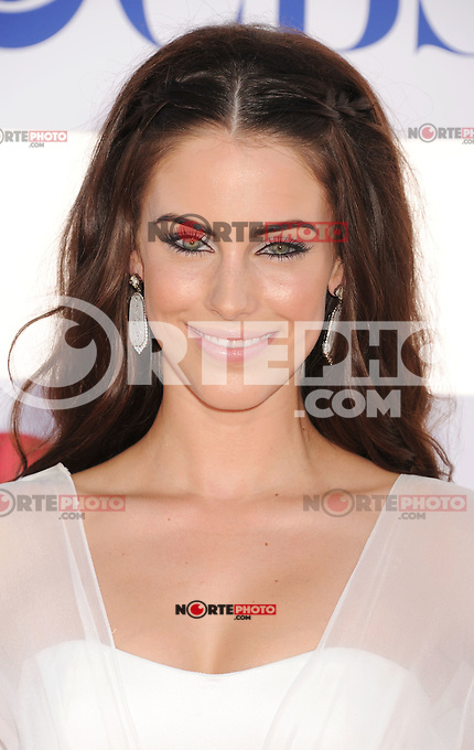 BEVERLY HILLS, CA - JULY 29: Jessica Lowndes arrives at the CBS, Showtime and The CW 2012 TCA summer tour party at 9900 Wilshire Blvd on July 29, 2012 in Beverly Hills, California. /NortePhoto.com<br /> <br />  **CREDITO*OBLIGATORIO** *No*Venta*A*Terceros*<br /> *No*Sale*So*third* ***No*Se*Permite*Hacer Archivo***No*Sale*So*third*