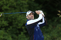 Ryan Gordon (Donaghadee) during the final of the Irish Mid-Amateur Open Championship, Royal Belfast Golf CLub, Hollywood, Down, Ireland. 29/09/2019.<br /> Picture Fran Caffrey / Golffile.ie<br /> <br /> All photo usage must carry mandatory copyright credit (© Golffile   Fran Caffrey)