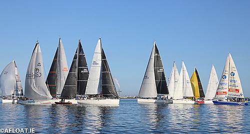 ISORA Race start