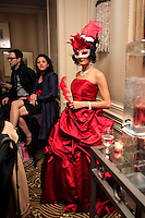 """BEVERLY HILLS - OCT 19: Jennifer Tash at the """"Intimate Illusions"""" headliner Ivan Amodei's 400th show celebration at the Beverly Wilshire Hotel on October 19, 2013 in Beverly Hills, California"""
