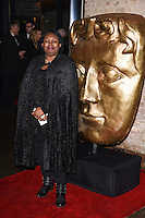 Malorie Blackman arrives for the Children's BAFTA Awards 2014 at The Roundhouse, Camden, London, London. 23/11/2014 Picture by: Steve Vas / Featureflash