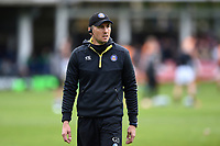 Bath Rugby first team coach Girvan Dempsey looks on during the pre-match warm-up. Gallagher Premiership match, between Bath Rugby and Wasps on May 5, 2019 at the Recreation Ground in Bath, England. Photo by: Patrick Khachfe / Onside Images