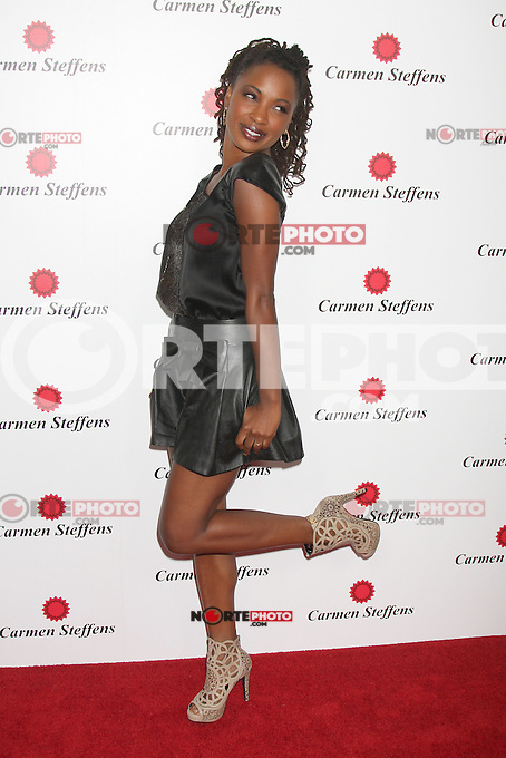 HOLLYWOOD, CA - AUGUST 02: Shanola Hampton at the Carmen Steffens U.S. west coast flagship store opening at Hollywood &amp; Highland Center on August 2, 2012 in Hollywood, California. &copy;&nbsp;mpi26/ MediaPunch Inc. /NortePhoto.com<br />