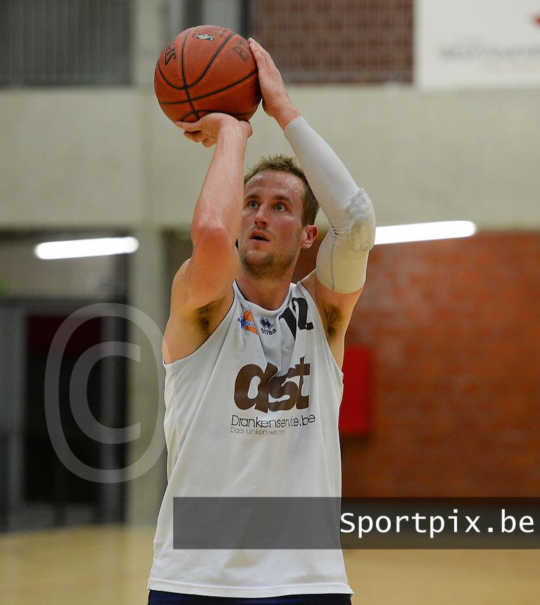 BBC Sijsele  : Kristof Ongenaet<br /> Foto DAVID CATRY | VDB | Bart Vandenbroucke