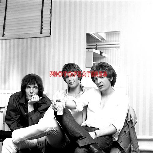 Walker Brothers 1966 Gary, John and Scott. © Chris Walter.