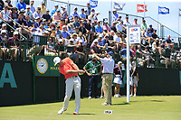 Paul Casey (ENG) tees off the 10th tee during Saturday's Round 3 of the 118th U.S. Open Championship 2018, held at Shinnecock Hills Club, Southampton, New Jersey, USA. 16th June 2018.<br /> Picture: Eoin Clarke | Golffile<br /> <br /> <br /> All photos usage must carry mandatory copyright credit (&copy; Golffile | Eoin Clarke)