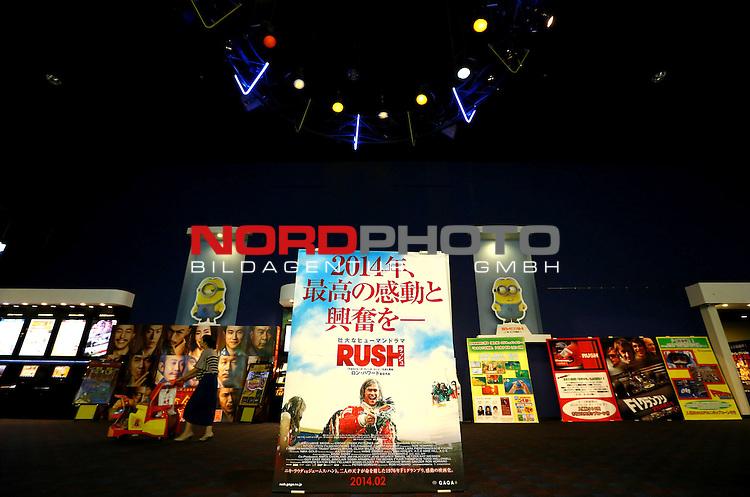 11. 13.10.2013, Suzuka International Racing Course, Suzuka, JPN, F1, Grosser Preis von Japan, Suzuka, im Bild  Japanese GP Impressions<br /> for Austria &amp; Germany Media usage only!<br />  Foto &copy; nph / Mathis