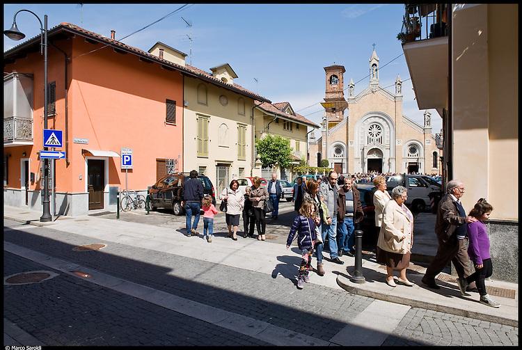 LEINI - Via Roma