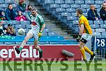 Diarmaid Herlihy, Na Gaeil during the AIB GAA Football All-Ireland Junior Club Championship Final match between Na Gaeil and Rathgarogue-Cushinstown at Croke Park on Saturday.