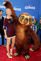 The Croods - Movie Premiere - New York