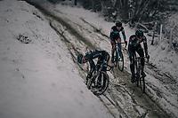mechanical<br /> <br /> U23 Men's Race<br /> CX Vlaamse Druivencross Overijse 2017
