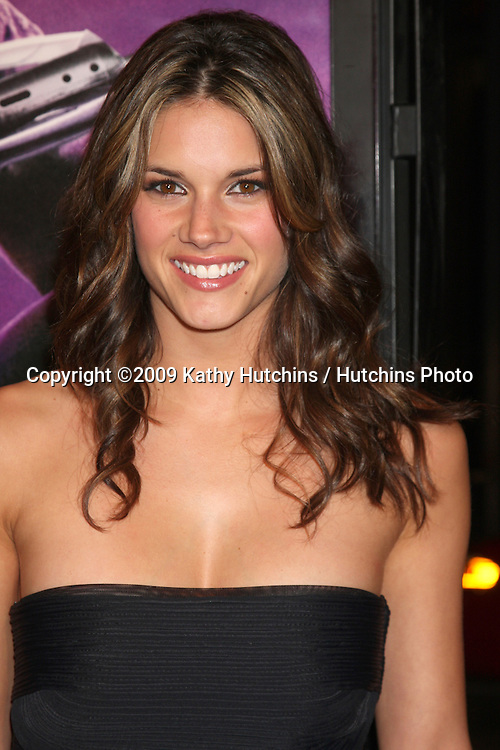 "Missy Peregrym  arriving at the ""Watchman"" Premiere at Mann's Grauman's Theater in Los Angeles, CA  on.March 2, 2009.©2009 Kathy Hutchins / Hutchins Photo...                ."