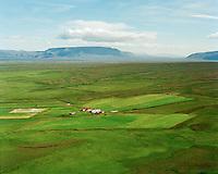Stöng séð til suðausturs, Bláfjall, Skútustaðahreppur / Stong viewing southeast, mount Blafjall in backgroundSkutustadahreppur.