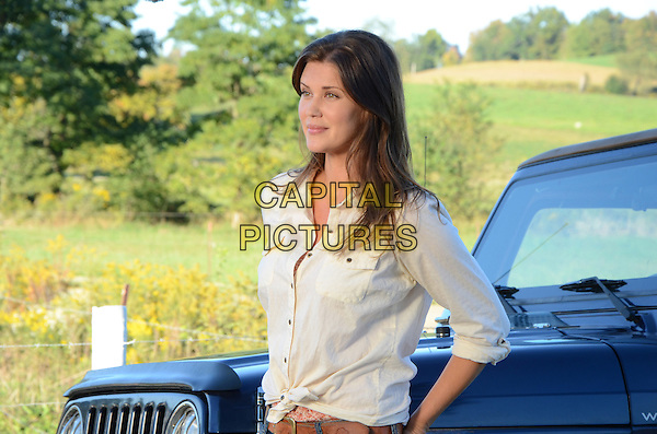 Sarah Lancaster<br /> in Love Finds You in Sugarcreek (2014)<br /> *Filmstill - Editorial Use Only*<br /> CAP/FB<br /> Image supplied by Capital Pictures