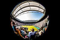 Ambience<br /> <br /> Tennis - The Championships Wimbledon  - Grand Slam -  All England Lawn Tennis Club  2013 -  Wimbledon - London - United Kingdom - Friday  5th July 2013. <br /> &copy; AMN Images, 8 Cedar Court, Somerset Road, London, SW19 5HU<br /> Tel - +44 7843383012<br /> mfrey@advantagemedianet.com<br /> www.amnimages.photoshelter.com<br /> www.advantagemedianet.com<br /> www.tennishead.net