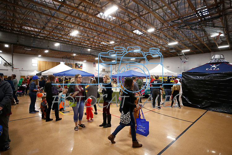 Images from the Carson City Boo-nanza event, in Carson City, Nev., on Tuesday, Oct. 30, 2018. <br /> Photo by Cathleen Allison/Nevada Momentum