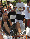 Callum Best in St tropez 07/28/2007