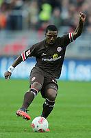 Football: Germany, 2. Bundesliga.FC St. Pauli .Joseph Claude Gyau.?Ǭ© pixathlon
