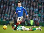 29.12.2019 Celtic v Rangers: Ryan Jack and Christopher Jullien