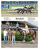 Rehoboth winning at Delaware Park on 5/31/11