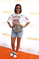 LOS ANGELES - JUL 27:  Golnesa Gharachedaghi at the 3rd Annual MBJAM19 at the Dave & Busters on July 27, 2019 in Los Angeles, CA