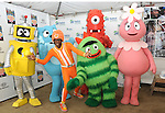 The cast of Yo Gabba Gabba! at the celebration of Habitat for Humanity Partnership with Home Build in Lynwood, California on August 12,2010                                                                               © 2010 Debbie VanStory / Hollywood Press Agency