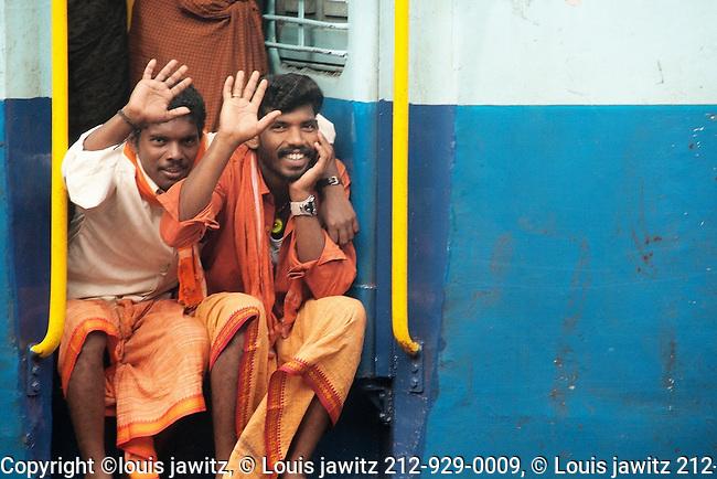 railroad ,friendly ,people ,india ,
