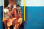 railroad ,friendly ,people ,india ,