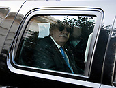 Prime Minister Fayez al-Sarraj of Libya departs the White House in Washington, DC following a meeting with United States President Donald J. Trump on Friday, December 1, 2017.<br /> Credit: Ron Sachs / Pool via CNP