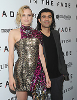 "NEW YORK, NY - December 4: Diane Kruger and Director Fatih Akin attends the New York premiere for ""In the Fade"" at MoMA on December 4, 2017 in New York City.Credit: John Palmer/MediaPunch /NortePhoto.com NORTEPHOTOMEXICO"