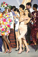 Bella Hadid<br /> the Runway at Fashion for Relief Cannes 2018 during the 71st annual Cannes Film Festival at Aeroport Cannes Mandelieu on May 13, 2018 in Cannes, France.<br /> CAP/GOL<br /> &copy;GOL/Capital Pictures