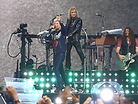Bon Jovi perform on stage during the This House Is Not For Sale tour at Wembley Stadium, London on June 21st 2019<br /> <br /> Photo by Keith Mayhew