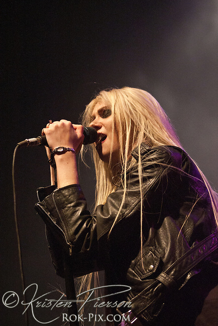 The Pretty Reckless perform at the Palladium in Worcester on October, 28, 2011 DO NOT USE WITHOUT PERMISSION!