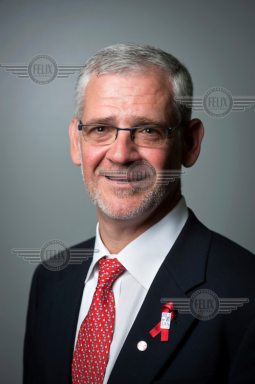 Julio Montaner the President during 2010 of IAS (International AIDS Foundation).