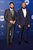Arinze Kene at the British Independent Film Awards 2017 at Old Billingsgate, London, UK. <br /> 10 December  2017<br /> Picture: Steve Vas/Featureflash/SilverHub 0208 004 5359 sales@silverhubmedia.com