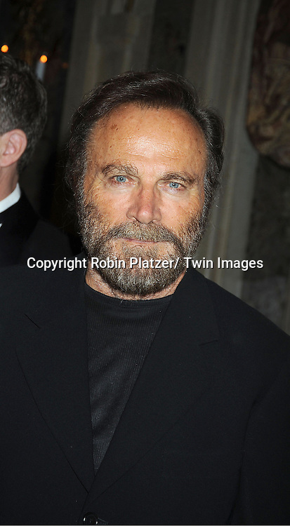 Franco Nero  attends the American Theatre Wing's Annual Gala honoring the Redgrave Family on September 24, 2012 at The Plaza Hotel in New York City.