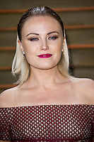 Malin Akerman arriving for the 2014 Vanity Fair Oscars Party, Los Angeles. 02/03/2014 Picture by: James McCauley/Featureflash