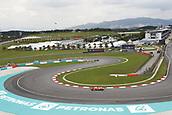 30th September 2017, Sepang, Malaysia;  FIA Formula One World Championship 2017, Grand Prix of Malaysia, #5 Sebastian Vettel (GER, Scuderia Ferrari)