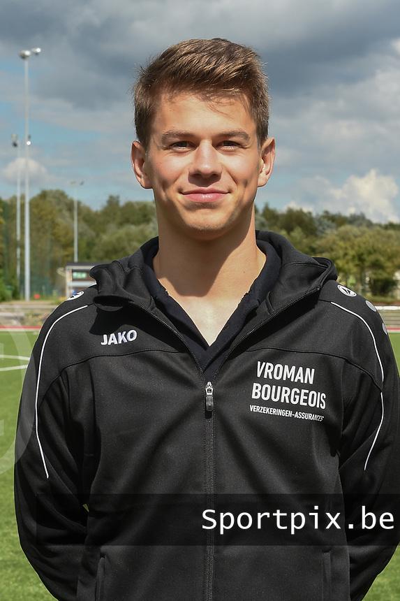 FOTOSESSIE SCT MENEN :<br /> Kine louis Vanhazebrouck<br /> <br /> Foto VDB / Bart Vandenbroucke