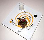 PAN Dessert, Il Convivio Restaurant, Rome, Italy, Europe