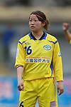 Misaki Kanbara (Charme), .MARCH 23, 2013 - Football /Soccer : .Plenus Nadeshiko League 2013 .between NTV Beleza 2-0 FC Kibikokusaidaigaku Charme .at Ajinomoto Stadium West Field, Tokyo, Japan. .(Photo by YUTAKA/AFLO SPORT) [1040]