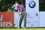 Danny Willett tees off on the 9th hole during the Final Day of The BMW International Open Munich at Eichenried Golf Club, 27th June 2010 (Photo by Eoin Clarke/GOLFFILE).