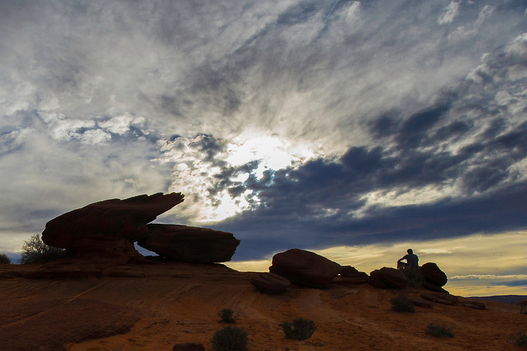 March 10 thru 20, 2013 / WPPI Convention, Neon Graveyard and Northern Arizona / Antelope Canyon and Southern Utah / Photo by Bob Laramie