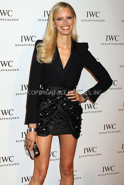 WWW.ACEPIXS.COM....April 18 2013, New York City....Karolina Kurkova arriving at the IWC And Tribeca Film Festival Celebrate 'For The Love Of Cinema' event at Urban Zen on April 18, 2013 in New York City.....By Line: Nancy Rivera/ACE Pictures......ACE Pictures, Inc...tel: 646 769 0430..Email: info@acepixs.com..www.acepixs.com