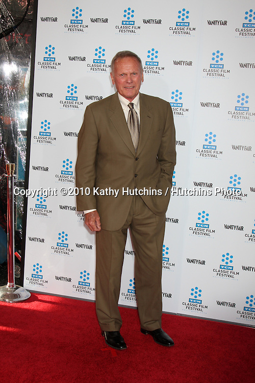 """.Tab Hunter.arrives at the """"A Star is Born"""" Restored Print World Premiere , part of the Turner Classic Movie Channel Classic Movie Festival.Grauman'S Chinese.Los Angeles, CA.April 22, 2010.©2010 Kathy Hutchins / Hutchins Photo..."""