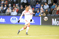 Kansas City, Kansas - February 21, 2019: Sporting K.C. defeated Deportivo Toluca 3-0 in a CONCACAF Champions League game at Children's Mercy Park.