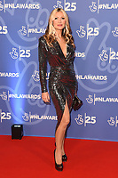 LONDON, UK. October 15, 2019: Caprice at the National Lottery Awards 2019, London.<br /> Picture: Steve Vas/Featureflash