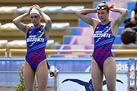 Sabrina Van Der Sloot, Ilse Koolhaas Ekipe <br /> Catania 12-05-2019 Piscina Plaia  <br /> Campionato Italiano Final Six Unipolsai <br /> Pallanuoto Donne <br /> Finale 3/4 Posto  <br /> Plebiscito Padova - Rapallo Pallanuoto <br /> Foto Andrea Staccioli/Deepbluemedia/Insidefoto