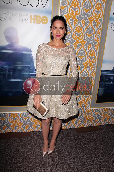 Olivia Munn<br /> at &quot;The Newsroom&quot; Season 3 Premiere, Directors Guild of America, Los Angeles, CA 11-04-14<br /> David Edwards/DailyCeleb.com 818-249-4998