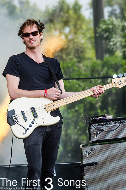 Empires performs at the 2nd Annual BottleRock Napa Festival at Napa Valley Expo in Napa, California.